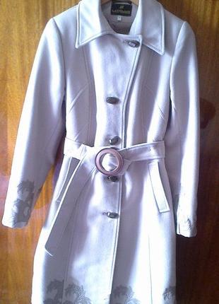 Пальто модельное классика размер наш  48-50