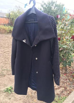 Пальто zara идеальное