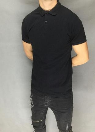 Мужская футболка поло от primark (#2f189)