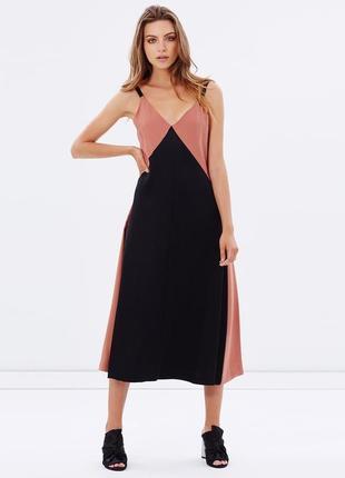 Вечернее макси платье warehouse - новое zara cos