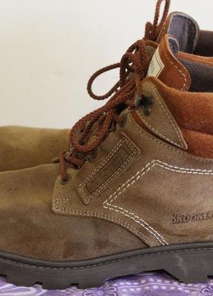 Ботинки из натуральной кожи brokers 45-46