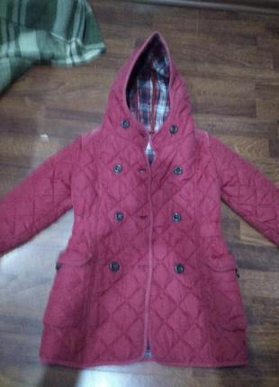 Классная стеганная куртка