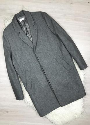 Крутое модное пальто тренч mtwtfss weekday collection winter trench
