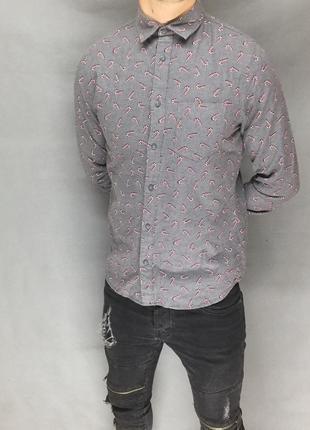 Мужская рубашка (#2r77)