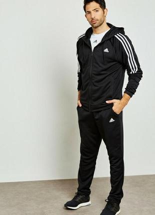 Мужской спортивный костюм adidas buzo re-focus, артикул cz7853-оригинал.