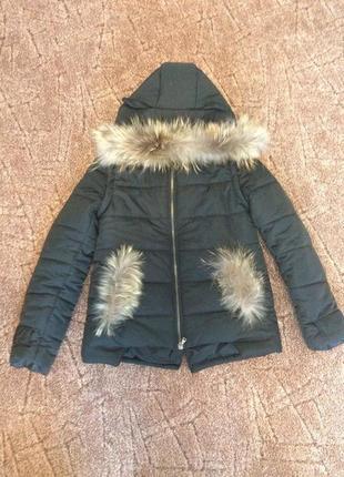 Курточка демисезонная новая