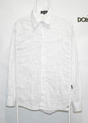 Рубашка dolce gabbana