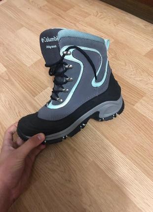 Ботинки женские, зима, columbia