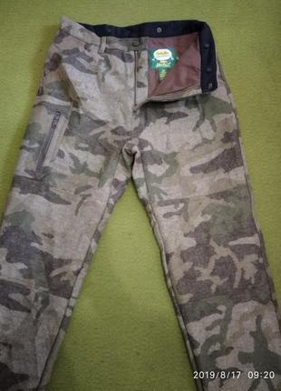 Камуфляжные штаны охота рыбалка cabela's со скидкой 35%