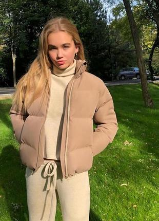 Дутик,дутая куртка, оверсайз куртка