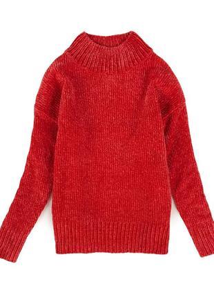 Уютный свитер яркого цвета  sh 1941082  f&f
