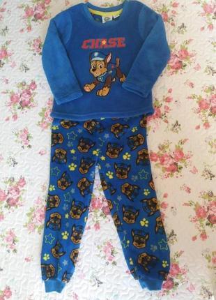 Классная пижама щенячий патруль на мальчика