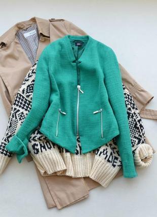 Твидовый пиджак bc