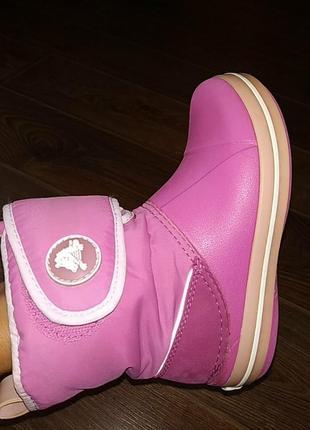 Сапожки ботинки крокс crocs c12