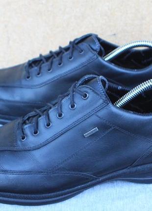 Ботинки hovercraft кожа германия 43р туфли непромокаемые