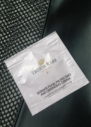 Tresor rare de premier ultimate жемчужный крем для защиты и защиты