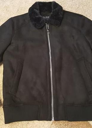 Куртка-бомбер guess