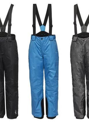 Полу комбинезоны лыжные штаны для детей и подростков crivit.