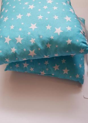 Подушка бортик в кроватку