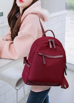 🔥🔥 городской женский рюкзак 🌟🌟