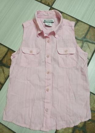 Простая и удобная блузка на каждый день от известного бренда columbia