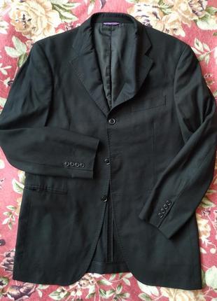 Мужской брендовый классический пиджак