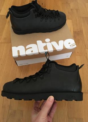 Ботинки native fitzsimmons citylite оригинал подошва tpr в наличии