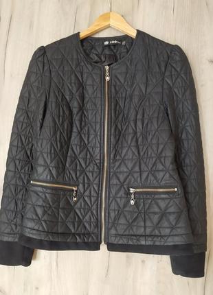 Куртка ветровка шанель