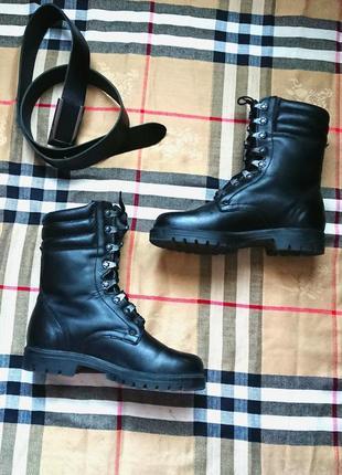 Ботинки casablanca toan