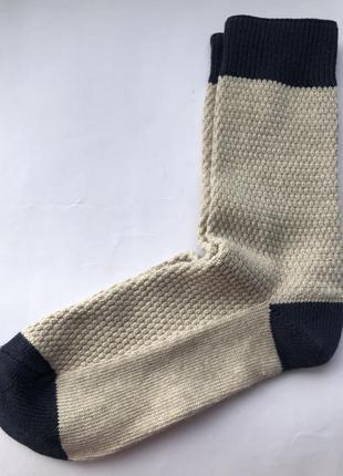 Высокие тёплые носки h&m  !
