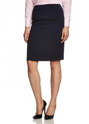 Распродажа!!! классическая юбка-карандаш с подкладкой от немецкого бренда gerry weber