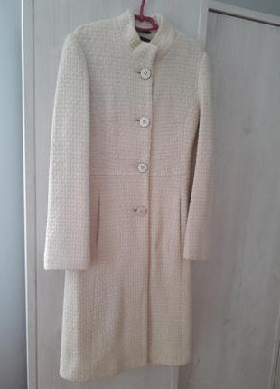 Демисезонное пальто giorgio фигуре xs-s