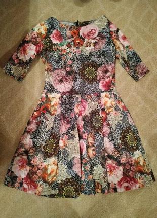 Платье беби-долл