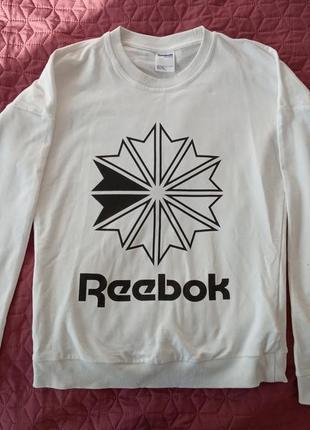 Реглан, худи reebok оригинал