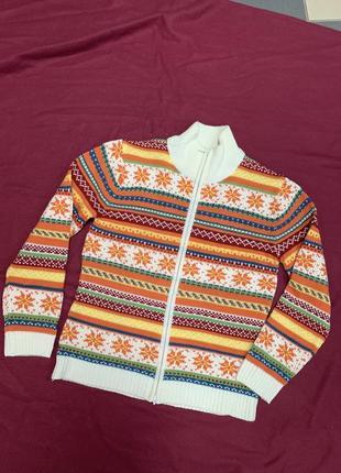 Чоловічий різдвяний светр