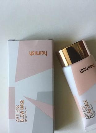 База под макияж heimish artless glow base 40ml spf50