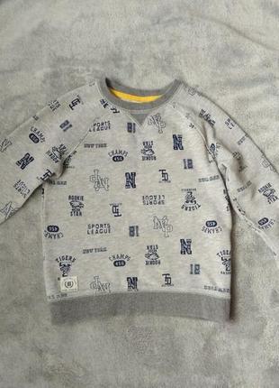 Реглан свитшот джемпер свитер