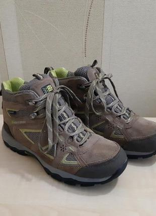 Ботинки karrimor weathertite mid размер 38-39