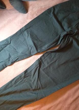 Продам штаны бананы грязно синего цвета