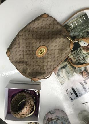 Оригинальная кожаная  сумка gucci