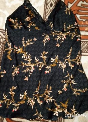 Ночная сорочка, ночнушка с ажуром