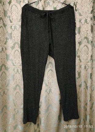 Бомбезные ультрамягкие тёплые штанишки в спортивном стиле с карманами blue motion германия