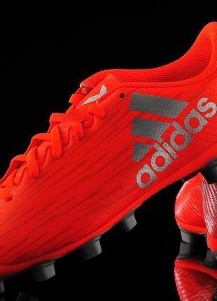 Бутсы adidas x 16.4 fg s75678 разм 43