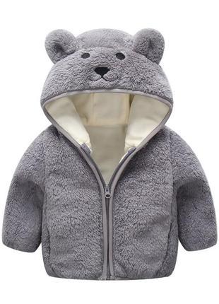 Теплая кофта куртка