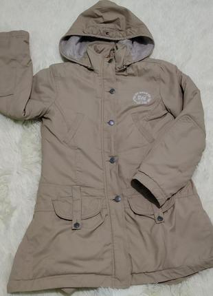 Фирменная курточка доя девочки tommy hilfiger