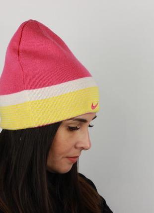 Фирменная шапка nike