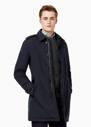 Тренч mango розмір xl пальто зимове