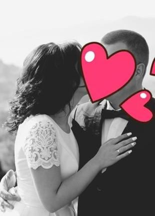 Продам розкішне весільне плаття!❤️🌷