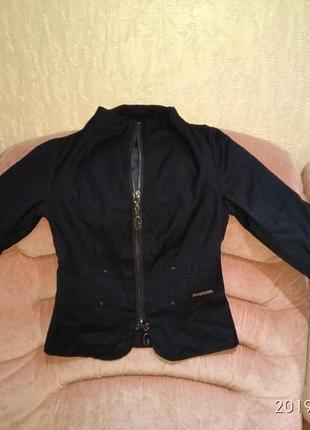 Пиджак pinetti, можно в школу на рост 130 см