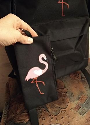 Рюкзак 💣💣 спортивный с косметичкой6 фото